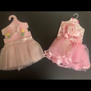 Other - (4 pcs) Baby Tutu and headbands